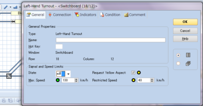 鉄道模型 自動運転 train controller ポイント