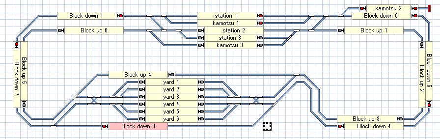 BDL168での在線検知をTrainController Goldに反映させる