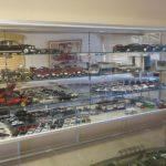 ミニカー展示棚の作成
