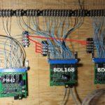 在線検知装置BDL168の設定
