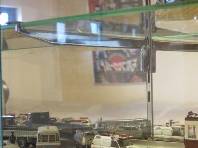 ミニカー展示ケースの作成12