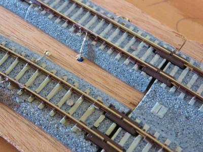 ユニトラック 線路敷設4