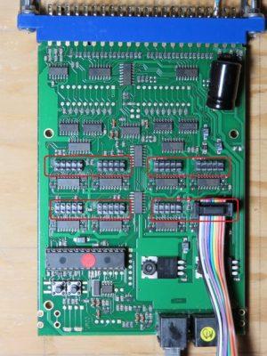 DCC 信号機 KATO 改造 SE8C