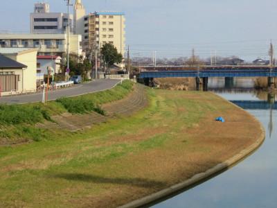 堤防の作成10