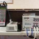 電源区画の見直しとブースターの変更