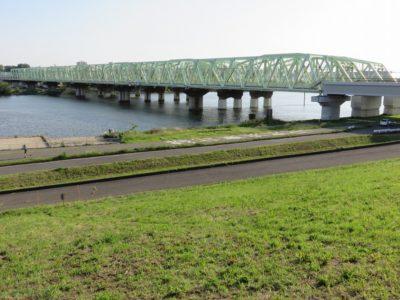 荒川橋梁 東北本線
