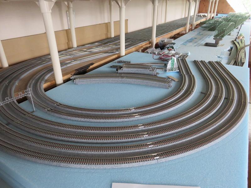 ヤード 線路 鉄道模型