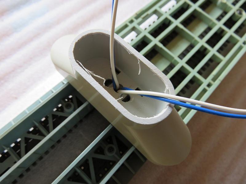 レイアウト 鉄橋 橋脚 鉄道模型