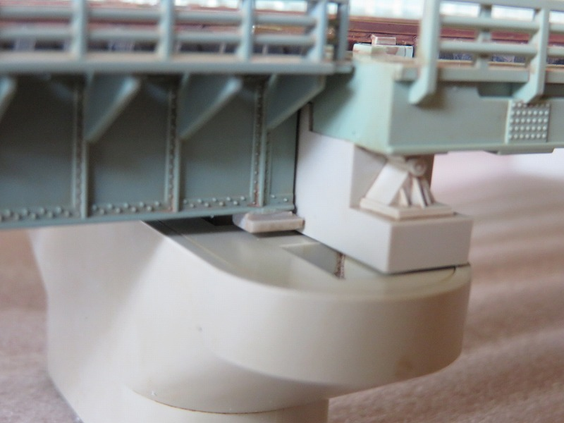 レイアウト ジオラマ 支承 沓 橋梁 鉄橋 鉄道模型