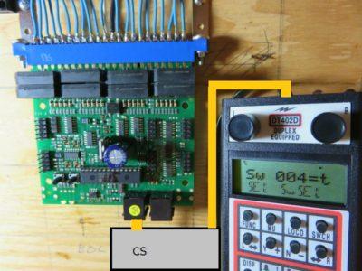 BDL168 ボードアドレス