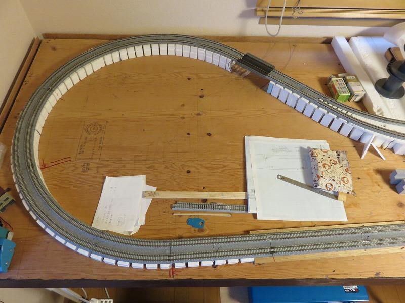 鉄道模型 自動運転 DCC 大型レイアウト