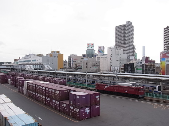土浦駅東口