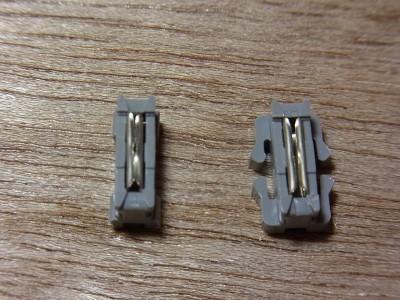 なじませ繋ぎでカーブレールを作る2