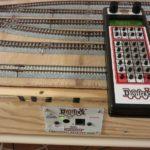 Digitrax 無線スロットルDT402DJの導入