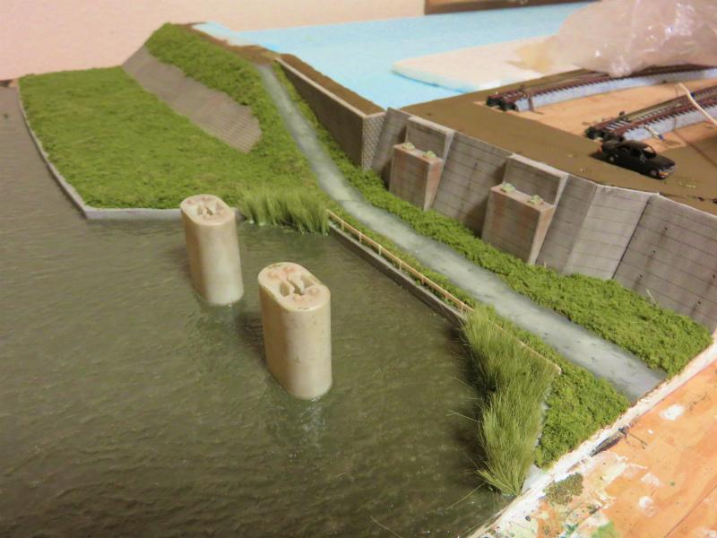 堤防の作成 その2