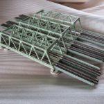 新河岸川橋梁の作成