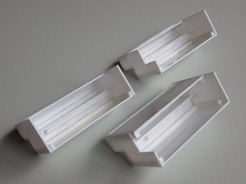 橋台 橋脚 鉄橋 レイアウト 鉄道模型 ジオラマ