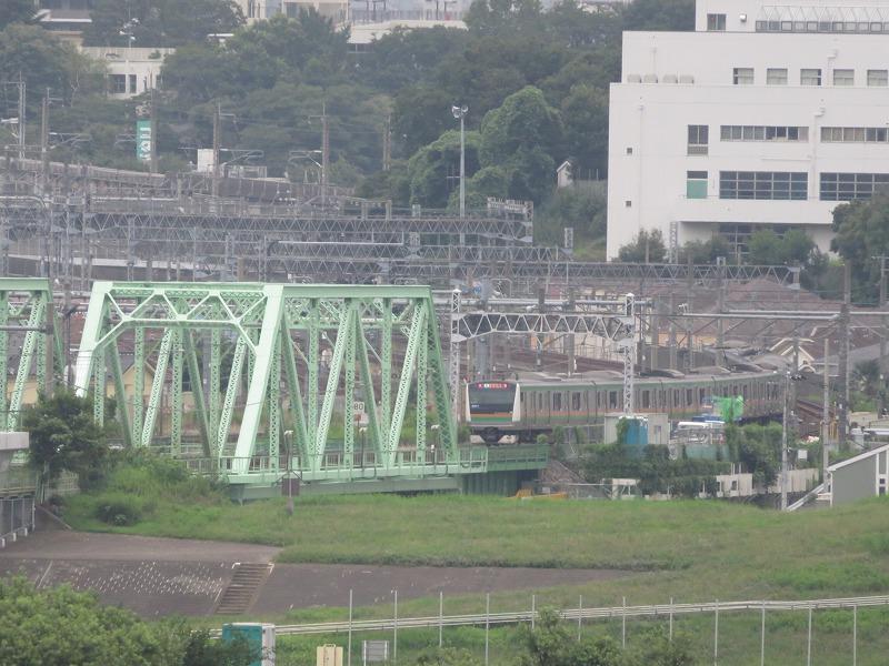 レイアウト 鉄橋 鉄道模型 荒川橋梁