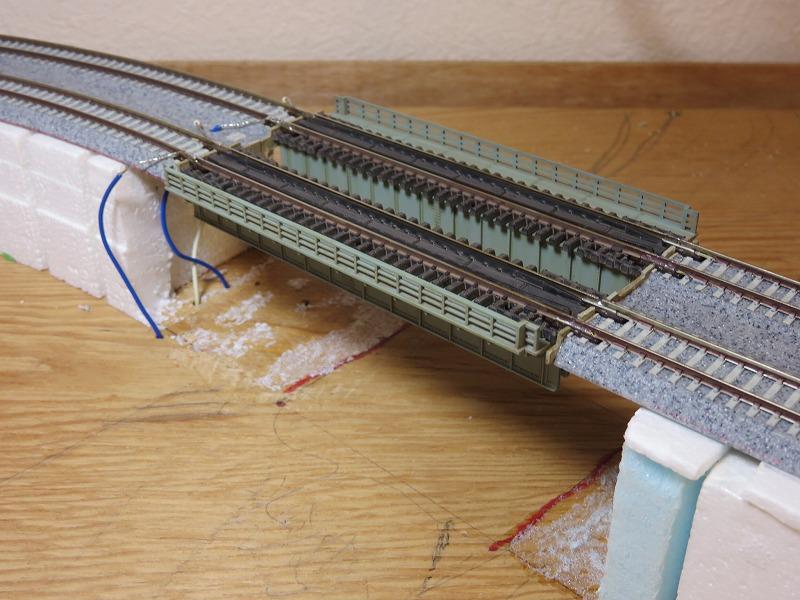 デッキガーダー橋の追加