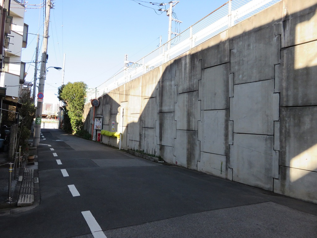 築堤 擁壁 鉄道模型 ジオラマ